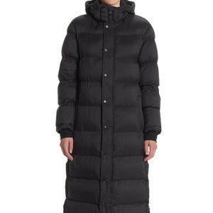 New Bagatelle Water-Resistant Hooded Zip Long Coat